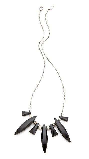 Chan Luu Crystal Bib Necklace
