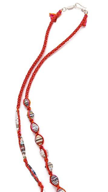 Chan Luu EFI Single Strand Necklace