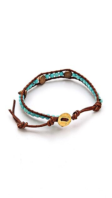 Chan Luu Bead & Spike Bracelet