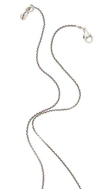 Chan Luu Skull Necklace