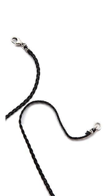 Chan Luu Cross Necklace