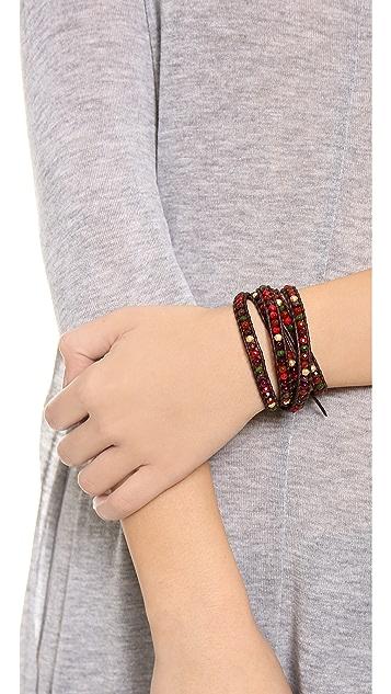 Chan Luu Mulitcolored Wrap Bracelet