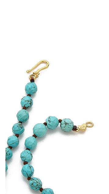 Chan Luu Beaded Necklace
