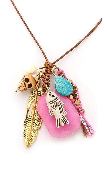 Chan Luu Charm Necklace
