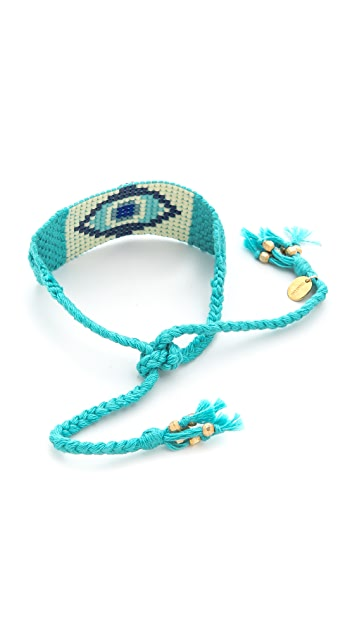Chan Luu Tribal Beaded Bracelet