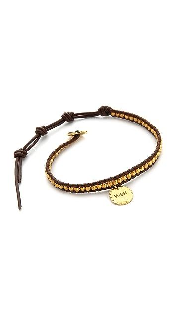 Chan Luu Wish Charm Bracelet