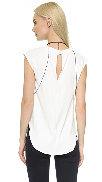 Chan Luu Draping Body Chain