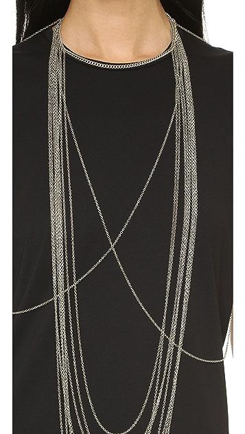 Chan Luu Draping Body Chain