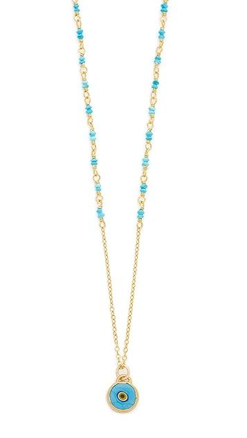 Chan Luu Long Beaded Necklace