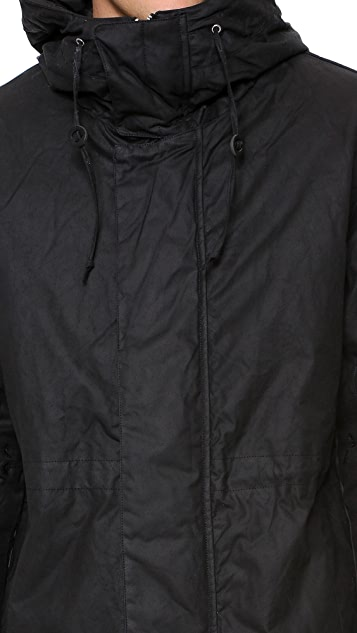 Chapter Agoto Overcoat