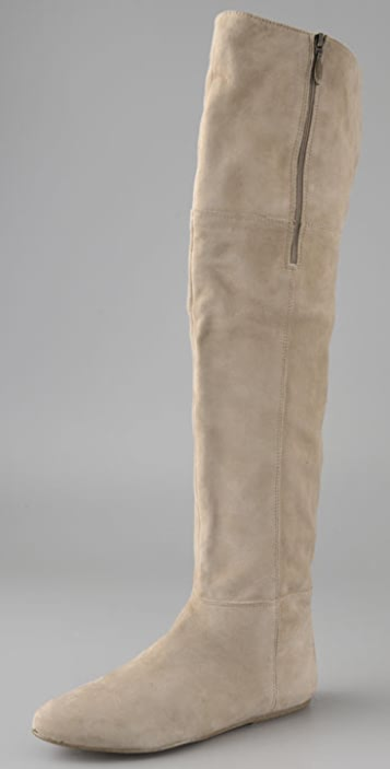 Charles David Upbeat Suede Over the Knee Boots