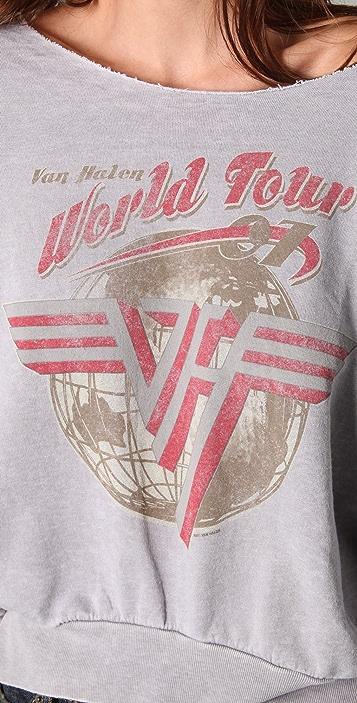 Chaser Van Halen World Tour Pullover