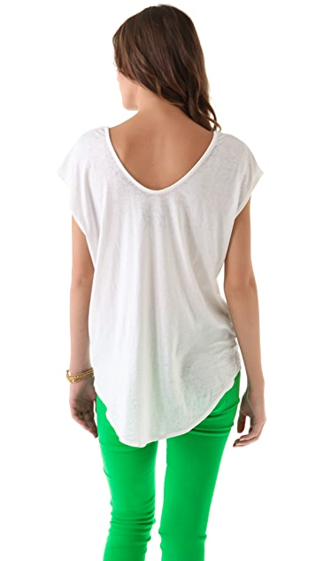 Chaser Jungle Shirt Tail Tee