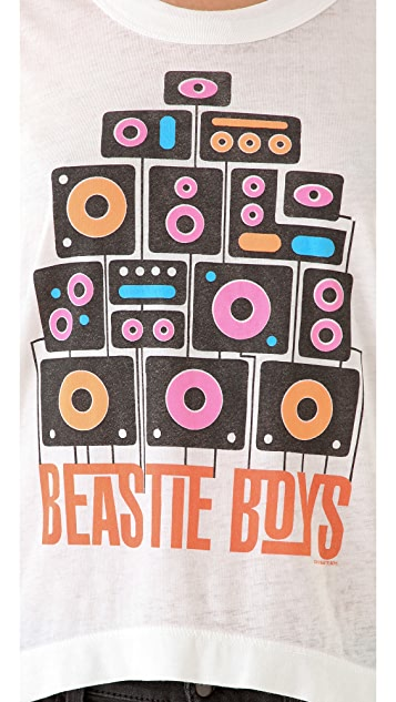 Chaser Beastie Boys Raglan Top