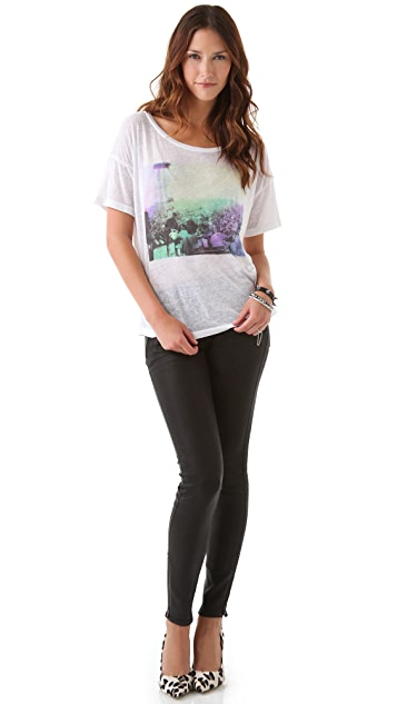 Chaser Jefferson Airplane Boxy Tee
