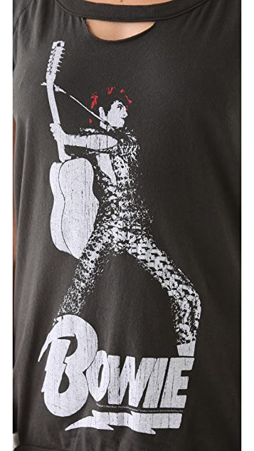 Chaser David Bowie Deconstructed Tee