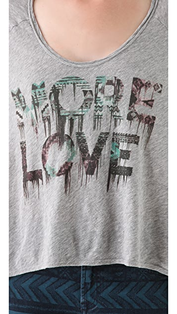 Chaser More Love Tee