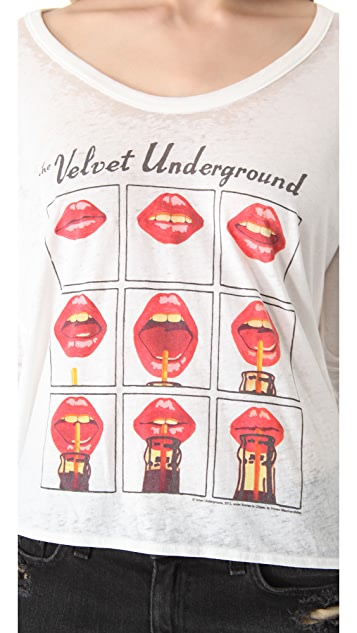 Chaser Velvet Underground Tee