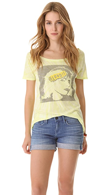 Chaser Blondie Short Sleeve Tee