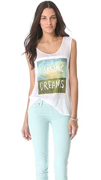 Chaser Chasing Dreams Tank
