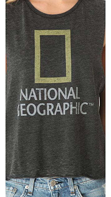 Chaser National Geographic Tank