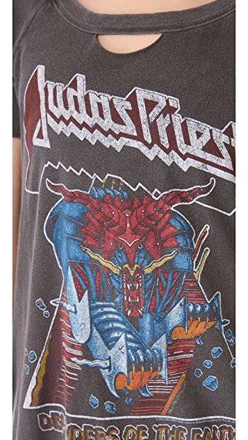Chaser Judas Priest Boxy Tee