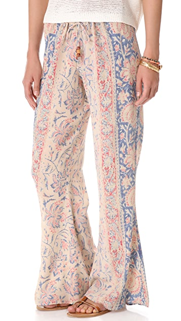 Chaser Vintage Tapestry Pants