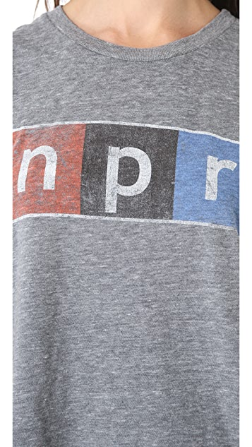 Chaser NPR Logo Tank