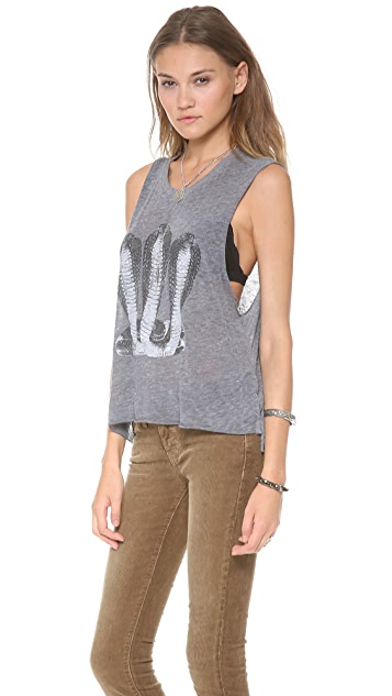 Chaser Three Headed Snake Tank