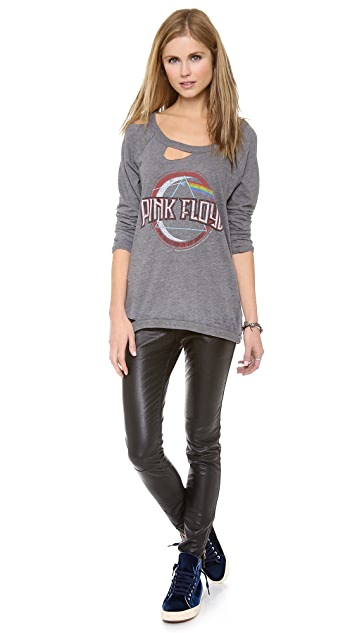 Chaser Pink Floyd Long Sleeve Top