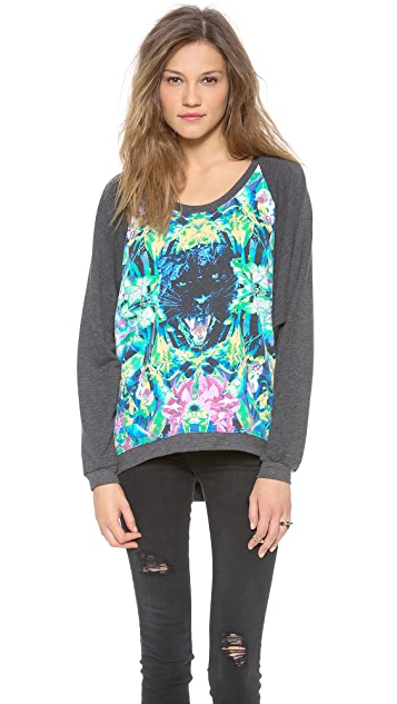 Chaser Black Panther Top
