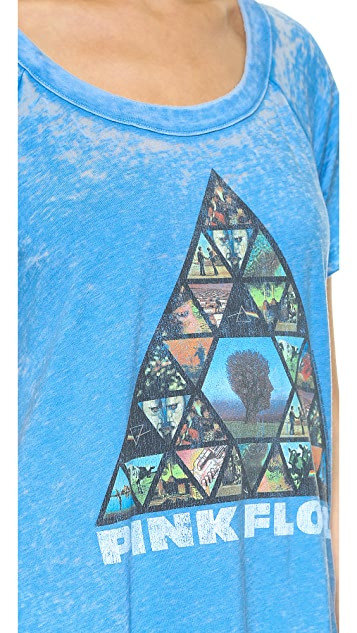 Chaser Pyramid Pink Floyd Tee