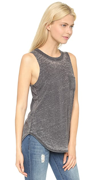 Chaser Pocket Muscle Tee