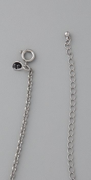 Cheap Monday Nail Necklace