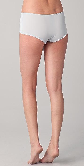 Cheap Monday Microfiber Boy Shorts