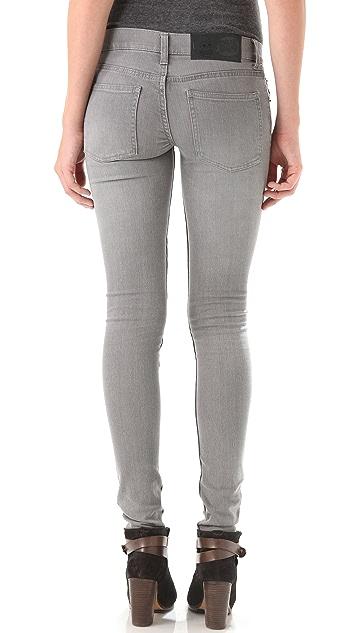 Cheap Monday Zip Low Jeans