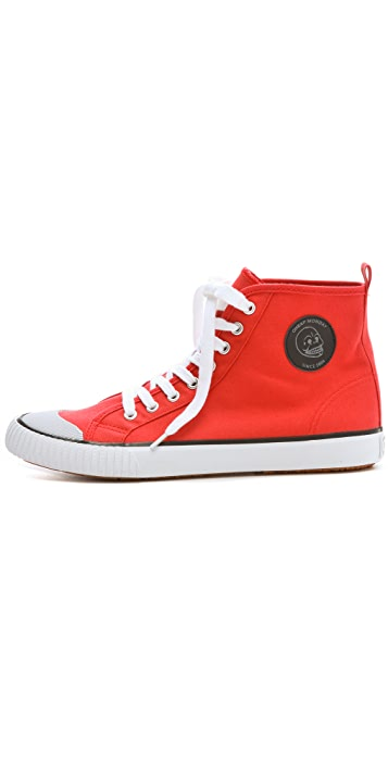 Cheap Monday High Top Sneakers