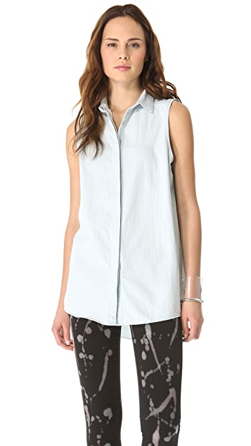 Cheap Monday Colleen Shirt