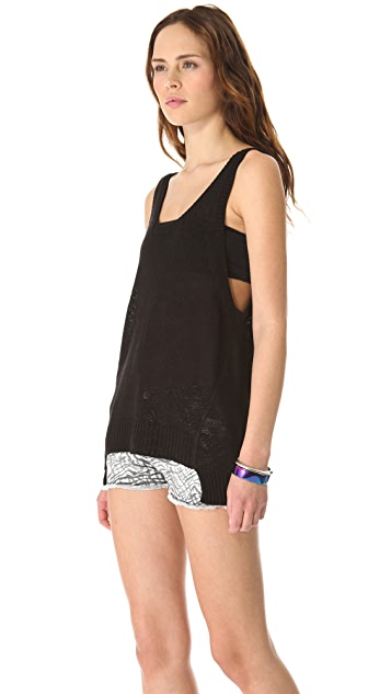 Cheap Monday Rudy Knit Tank