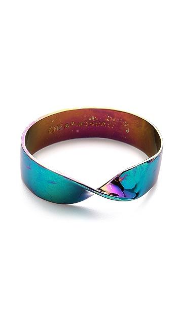 Cheap Monday Twist Bracelet