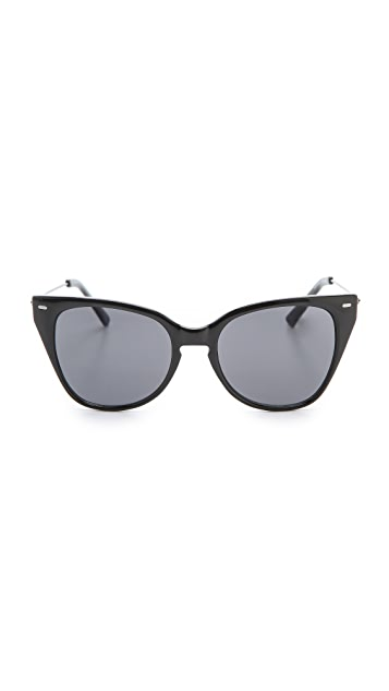 Cheap Monday Feline Sunglasses