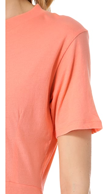 Cheap Monday Lisa Peplum Top