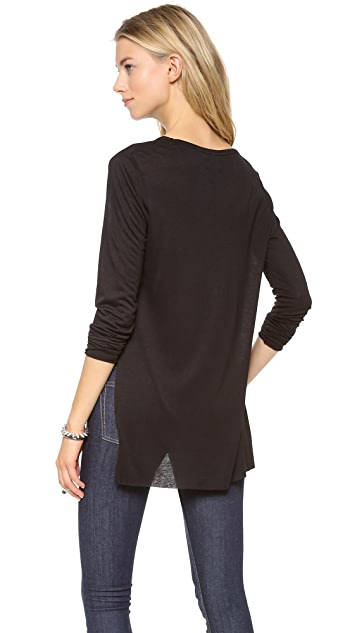 Cheap Monday Jessy Long Sleeve Top