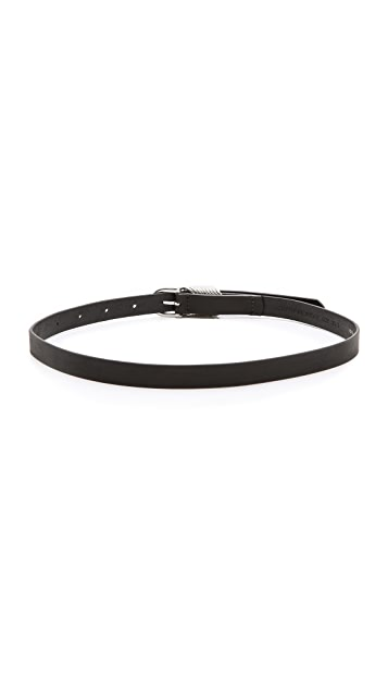 Cheap Monday Multi Ring Belt