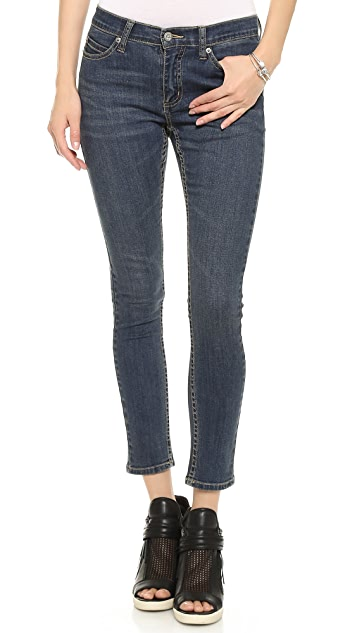Cheap Monday Prim Cropped Jeans