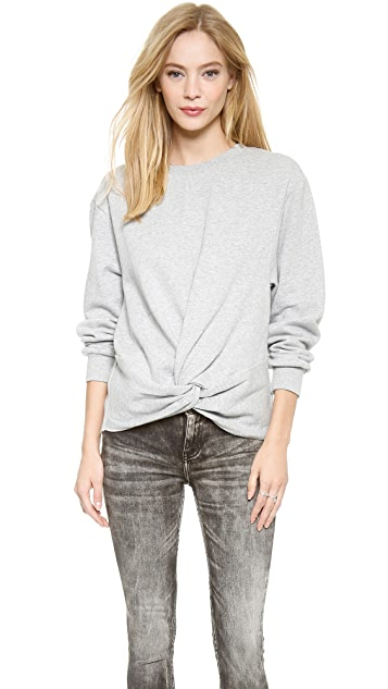 Cheap Monday Knot Sweatshirt