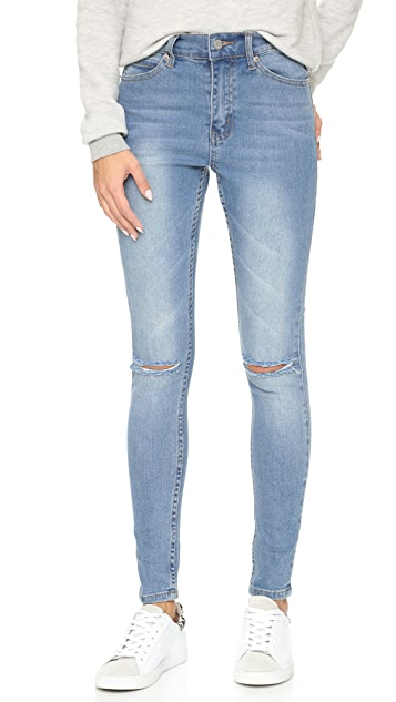 Cheap Monday The Dropped Jeans