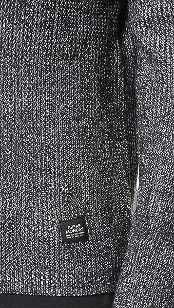 Cheap Monday Curve Knit Sweater