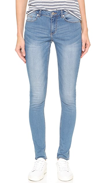 Cheap Monday Mid Snap Jeans