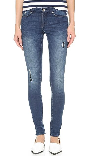 Cheap Monday Mid Snap Jeans